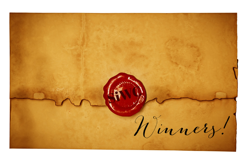 envelope with wax seal
