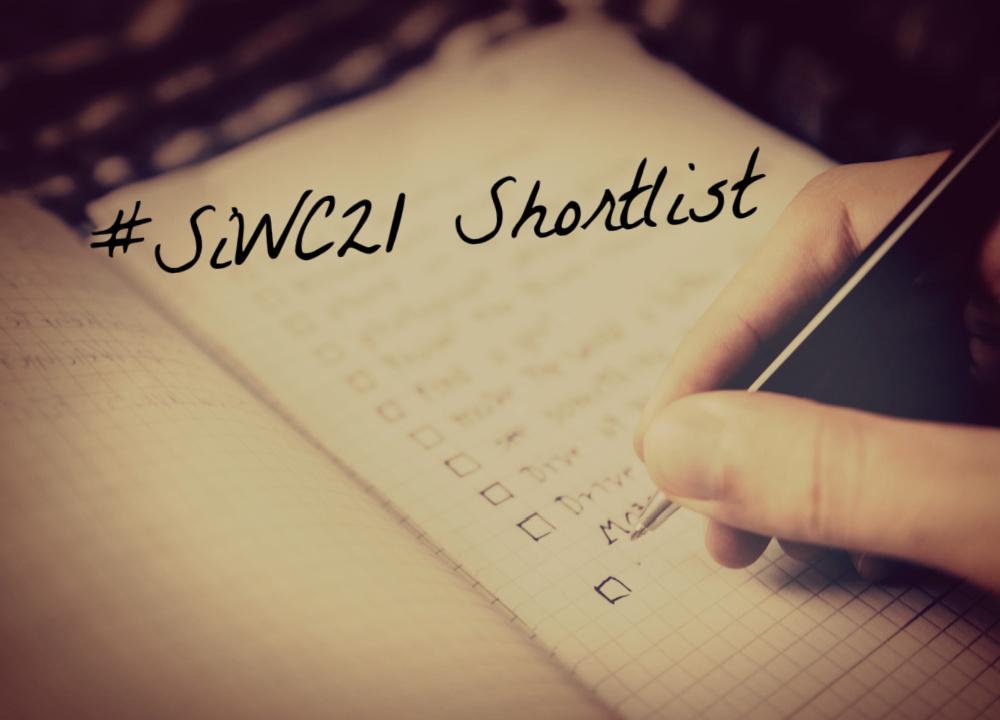 #SiWC21 shortlist